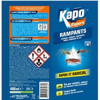 Aérosol tous insectes rampants 400ml KAPO