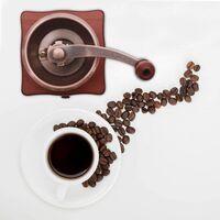 Moulin à café manuel avec machine manuelle pour grains de café pour le meilleur cadeau de grains de café