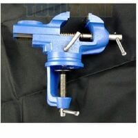 """Professional 2"""" Engineers High grade Swivel Table Vice Clamp Anvil"""
