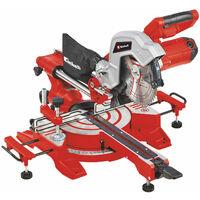 Einhell TC-SM 216 1600W 216mm Single Bevel Sliding Drag, Crosscut & Mitre Saw