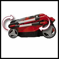 Einhell Cordless Lawn Mower GE-CM 36/37 Li Power X-Change ithium-Ion, 6-Level