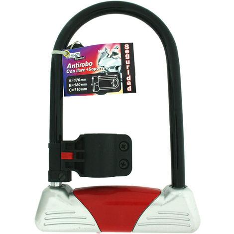 Serrure antivol avec clé Electro Dh 47.035 843055552116348