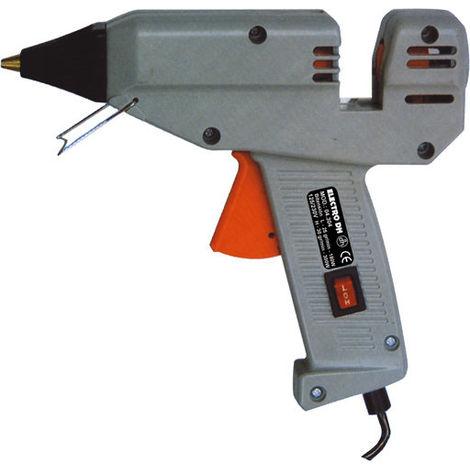 Pistolet à colle professionnel 2 puissance 60W et 100W 04.304 Electro DH. 8430552091355