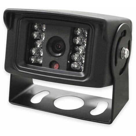 Caméra de recul avec SONY CCD et optique IR pour machines, camions ou bus