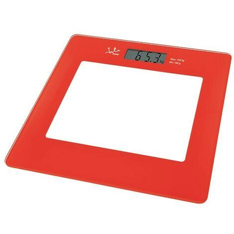 Balance jata mod. 290v cadre rouge verre