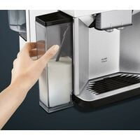Siemens eq.500 tq507r02 Machine à expresso entièrement automatique 1,7 l cafetière électrique.