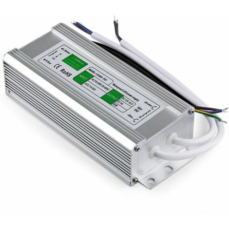 DC12V IP67 60W Waterproof LED Driver Power Supply Transformer