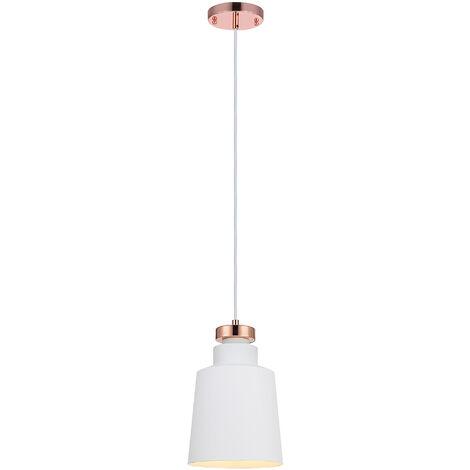 Versanora Pendant LED Light White Modern Hanging Ceiling Lighting VN-L00026-UK