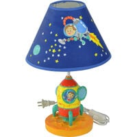 Fantasy Fields Outer Space Kids Bedside LED Night Light Table Lamp TD-12335AT