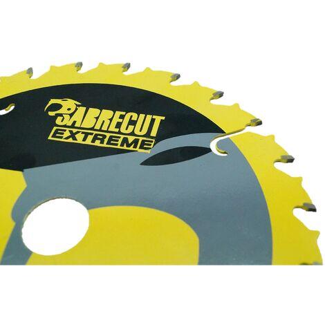 1pc SabreCut 184mm 24T Saw Circular Saw Blade - SCCSF184CR24
