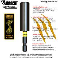30pcs SabreCut 32mm PH2 Impact Bits + Box SCRPH23231B
