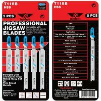 15pcs TopsTools T118B Jigsaw Blades - JSTT118B_3