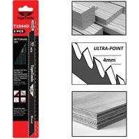 5pcs TopsTools T1044D Extra Long Jigsaw Blades - JSTT1044D