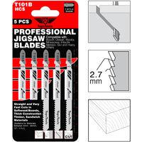 25pcs TopsTools T101B Jigsaw Blades - JSTT101B_5