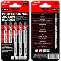 15pcs TopsTools T101B Jigsaw Blades - JSTT101B_3