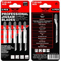 25pcs TopsTools T101AO Jigsaw Blades - JSTT101AO_5