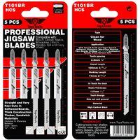 25pcs TopsTools Mixed Jigsaw Blades - JSTTK5B