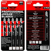 15pcs TopsTools T111C Jigsaw Blades - JSTT111C_3