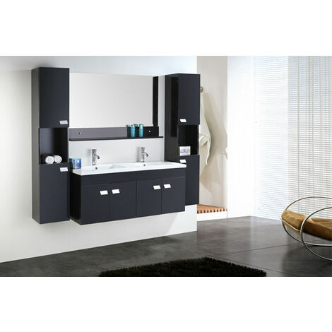 BATHROOM FURNITURE New Model ELEGANCE Cabinet 120 x 46 x h 50 cm