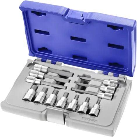 """Coffret de douilles tournevis 6 pans 1/2"""" - 13 pièces   E032906 - Expert By Facom"""