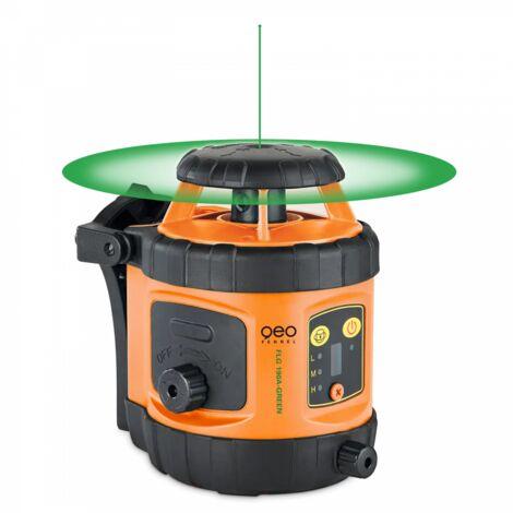Laser rotatif FLG 190A-GREEN + cellule FR45 | 292195 - Geo Fennel