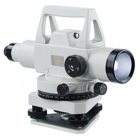Niveau optique d'ingénieur GFE 32 360°   210332 - Geo Fennel