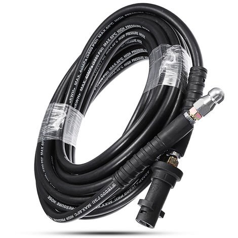 Karcher 10M Pressure Washer Sewer Pipe Cleaning Hose Pipe Hose Cleaner