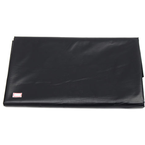 Waterproof 5'x10 HDPE Fish Pond Liner Gardens Landscaping Pools
