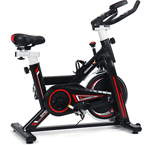 GEEMAX Exercise Bikes Indoor Cycling Bike Bicycle Home Fitness Workout Gym