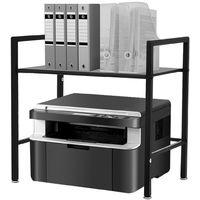 51 * 32 * 48CM Kitchen Microwave Oven Rack Metal Storage Rack Bathroom Rack