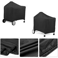 BBQ Cover Rain Waterproof BBQ Grill Grate For Weber 7152