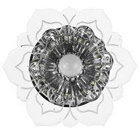 Crystal Ceiling Light 3W White