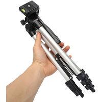 Extendable Telescopic Tripod Mount for Selfie Phone Camera