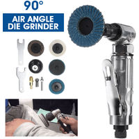 1/4 '' 90 ° Air Angle Grinder Polishing Sanding Grinding Wheel Holder Tools