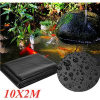 10 * 2m Durable HDPE Pond Liner