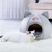 Cat Bed Nest Pet Dog Bed L 36x36x36cm