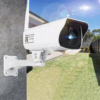 1080P Full HD 5X Zoom CCTV Upgrade Outdoor Solar Powered Wireless Security Camera P66 Waterproof,2-Way Audio,Night Vision,Motion Detection Samrt Surveillance Cam