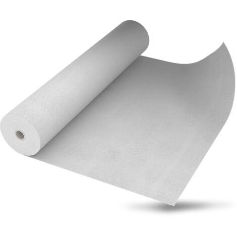 Géotextile 120 g/m² 0,5x50 25m2 anti-repousse
