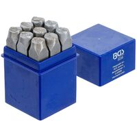 Punch stamps