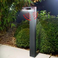 Solaire Capteur Wegeleuchte 600 LM stand éclairage jardin lampe solaire Esotec 102740