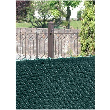 Malla de Ocultación Verde 120 gr./m²  - Rollos   Seleccione la medida  Varias medidas - 1x10 m