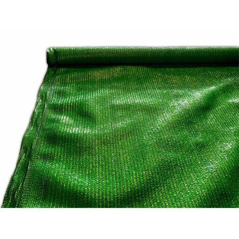 Malla de sombreo Verde - Metro Lineal - 2 m. de ancho