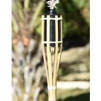 Antorcha de bambú - Suelo - 150 cm.