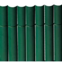 Cañizo de PVC Doble Cara 1300gr/m2 - Verde Oscuro - 1,5x5m - 1,5x5m