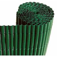 Cañizo de PVC Simple Cara 700gr/m2 - Verde | SELECCIONE LA MEDIDA| VARIAS MEDIDAS - 1x5m