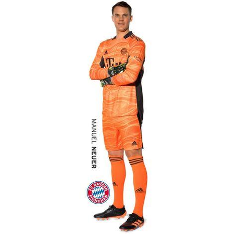 Fcb Manuel Neuer 21x90cm Wandtattoo Fanartikel Merch