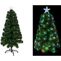 Christmas Tree LED Fibre Optic 120cm /4ft