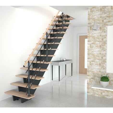 Escalier Biax - Droit