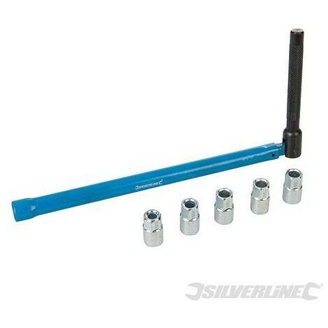 Outil pour l'installation de robinets, 8 - 12 mm