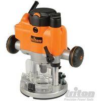 Défonceuse de précision compacte plongeante 1 010 W, JOF001 (UK), JOF001 (UK)